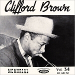 10th Anniversaire des Disques Vogue, Vol. 34: Clifford Brown Memorial