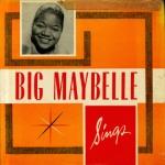 Big Maybelle Sings