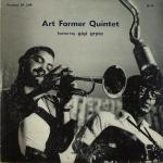 Art Farmer Quintet Featuring Gigi Gryce